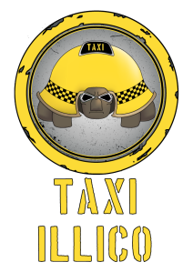 Taxi Illico Logo